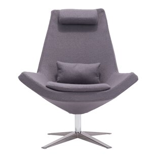 Lorimer Swivel Lounge Chair