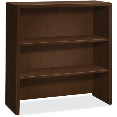 10500 Series Bookcase Hutch HON Color Mocha Size 42 H x 458 W x 367 D