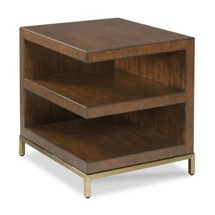 Preston End Table by Woodbridge Furniture New