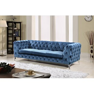 Khan Chesterfield Sofa by ..