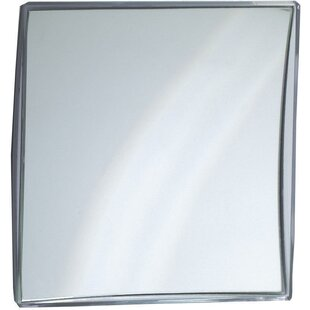 Read Reviews Kovac Suction Makeup/Shaving Mirror By Symple Stuff