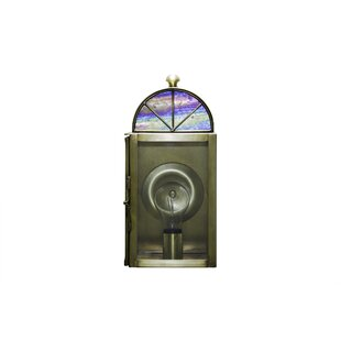 Affordable Elica 1-Light Outdoor Wall Lantern By Darby Home Co