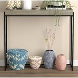 Tilburg 35 Console Table by Gracie Oaks