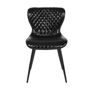 Affordable Price Claudia Upholstered Dining Chair by Wrought Studio Reviews (2019) & Buyer's Guide