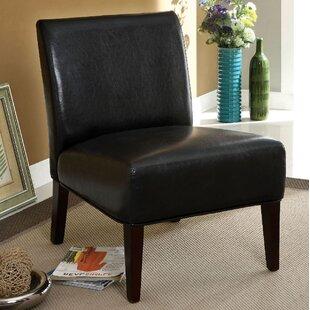 Latitude Run Truss Slipper Chair