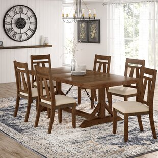 Destiny 7 Piece Dining Set by Laurel Foun..