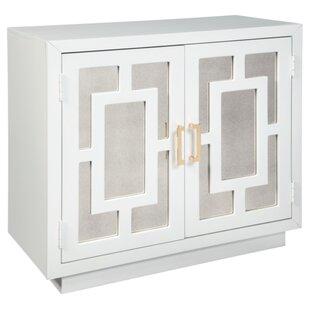 Mercer41 Riey 2 Door Accent Cabinet