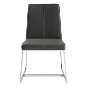Aquino Parsons Chair (Set of 2) by Orren Ellis