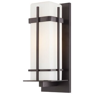 Sterling Heights 1-Light Outdoor Sconce