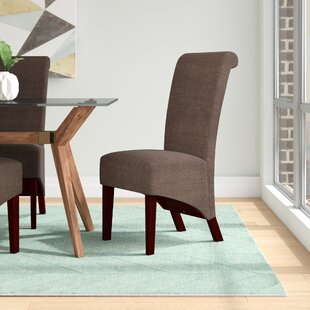 Ramon Solid Back Side Chair (Set of 2) by Langley Street
