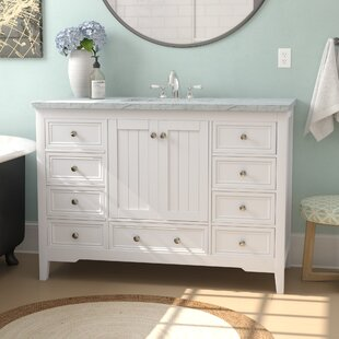 Look for Murchison 48 Single Bathroom Vanity Set ByBeachcrest Home
