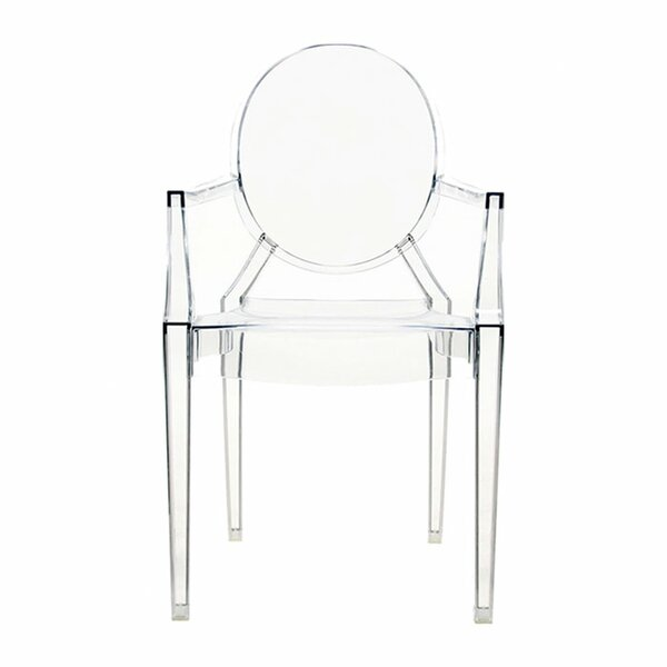 Clear Acrylic Ghost Chairs | Wayfair