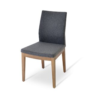sohoConcept Pasha Side Chair in Leatherette