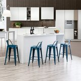 Claremont Counter & Bar Stool (Set of 4) by Williston Forge