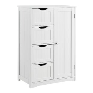 Letman 55 X 81cm Free-Standing Cabinet By Brambly Cottage