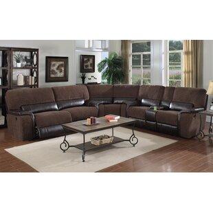E-Motion Furniture Micaela Reclining Sectional