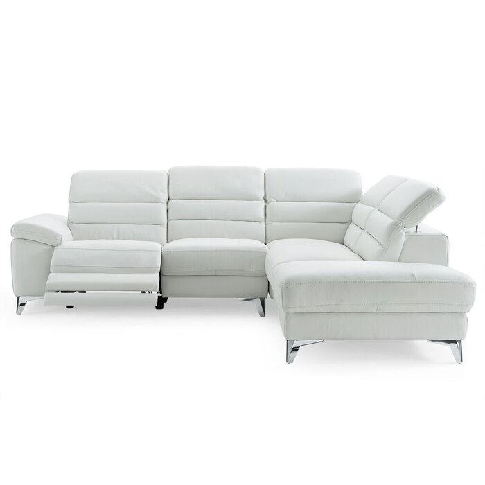 white sectional recipename imageservice top power grain costco imageid set sofas profileid reclining sectionals piece leather davis