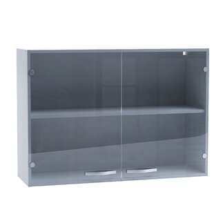 Paprika V3B Spicy Wall Mounted Display Cabinet