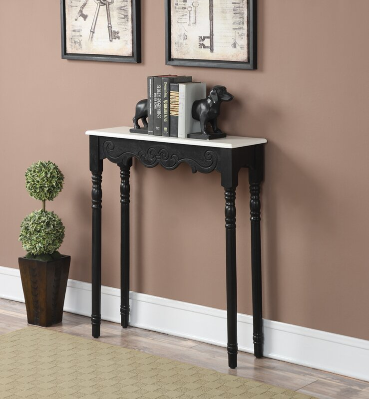 Charlton Home Hobart Console Table Reviews