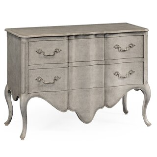 2 Drawer Accent Chest by Jonathan Charles Fine Furniture SKU:EE598272 Reviews