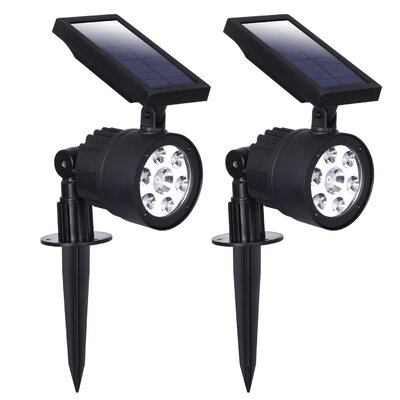 Westinghouse Solar Lighting Solar Powered LED Spot Light