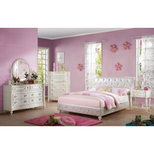 Nevada Panel Configurable Bedroom Set