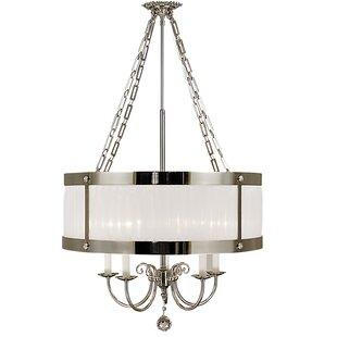 Framburg Astor 5-Light Chandelier