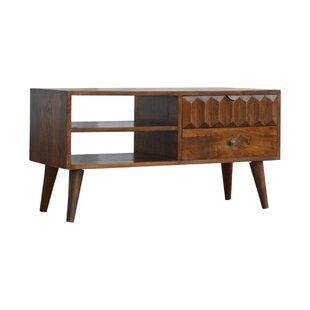 Kadence Solid Wood TV Stand For TVs Up To 32