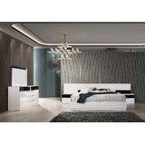 Fleeton Platform 5 Piece Bedroom Set by Orren Ellis