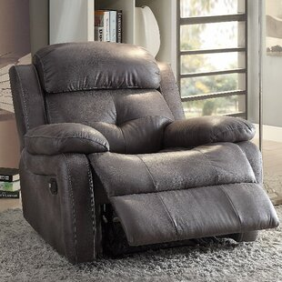 Talan Manual Gilder Recliner by Red Barrel Studio Bargain