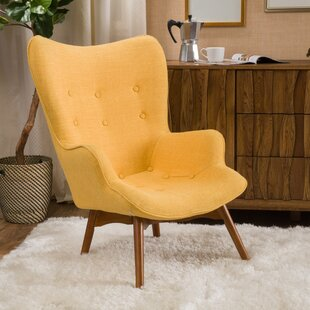 Yellow Accent Chairs Youu0027ll Love | Wayfair