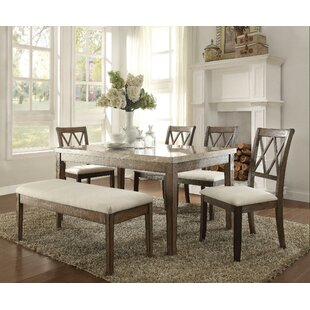August Grove Hamish Dining Table