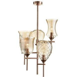 Cyan Design Darcey 5-Light Shaded Chandelier