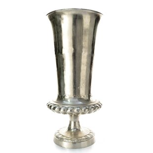 Lindisfarne Metal Urn Planter By Rosalind Wheeler