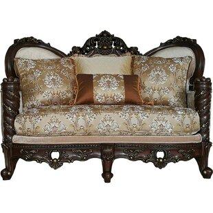 Astoria Grand Truelove Upholstery Loveseat