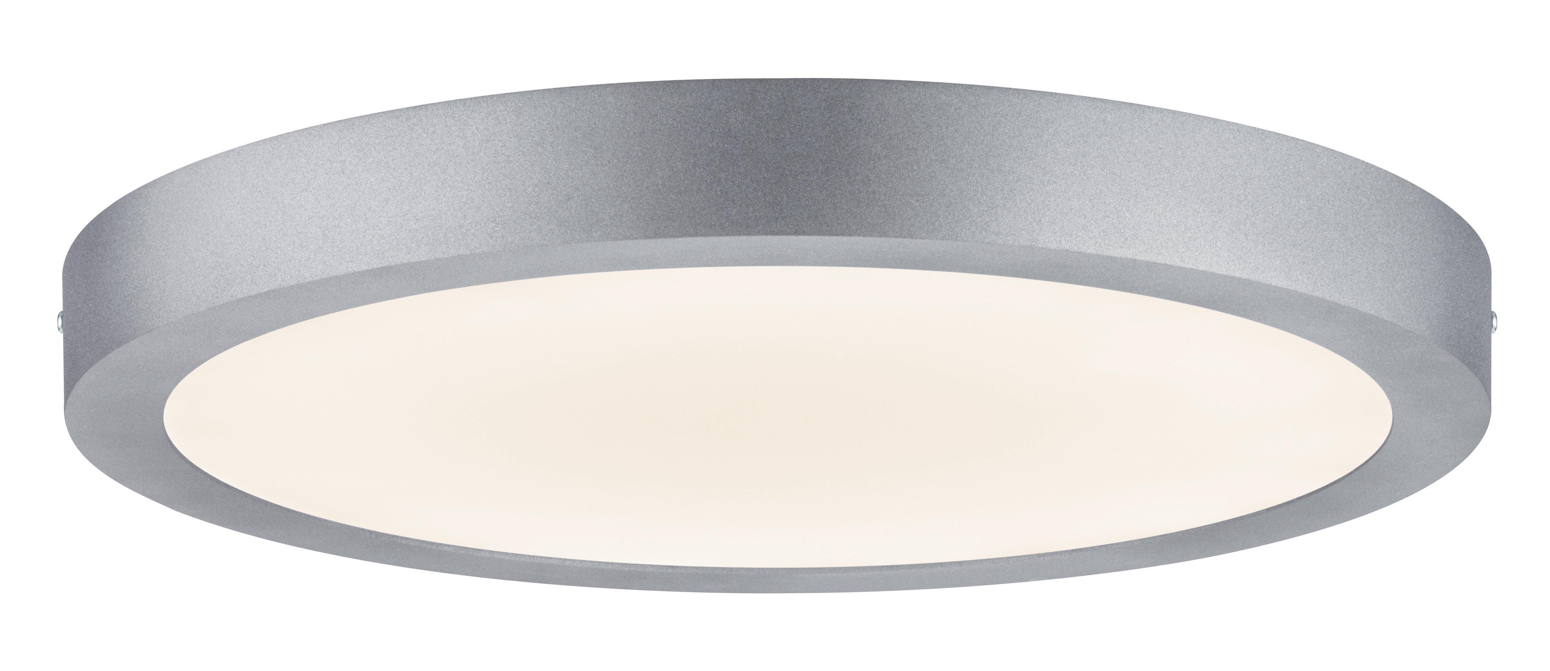 Paulmann lunar 1 light led flush ceiling light wayfair co uk