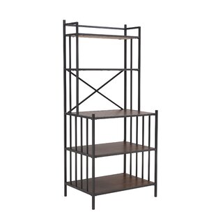 Latitude Run Marone Iron Baker's Rack