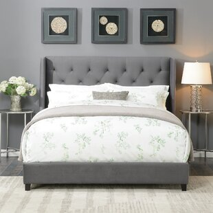 Lawing Queen Upholstered Platform Bed