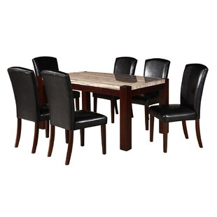 Dunnstown Dining Table Red Barrel Studio