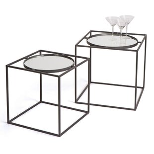 Sergent 2 Piece Nesting Tables by Brayden Studio