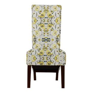 Langley Street Ramon Flowers Parsons Chair (Set of 2)