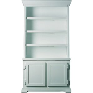Paper Cabinet In White Accent Cabinet