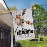 Outdoor Flags Personalized Garden Décor You Ll Love In 2021 Wayfair