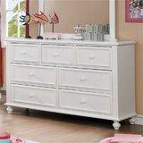 Yasmine 7 Drawer Dresser by One Allium Way®