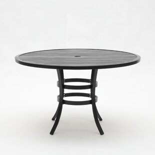 Verandah Metal Dining Table by Parker James