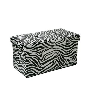 Makhi Double Storage Ottoman by World Menagerie