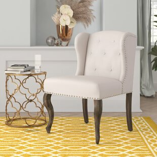 Affordable Soan Wingback Chair by Lark Manor Reviews (2019) & Buyer's Guide