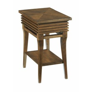 Brayden Studio McManus Charging End Table with Storage