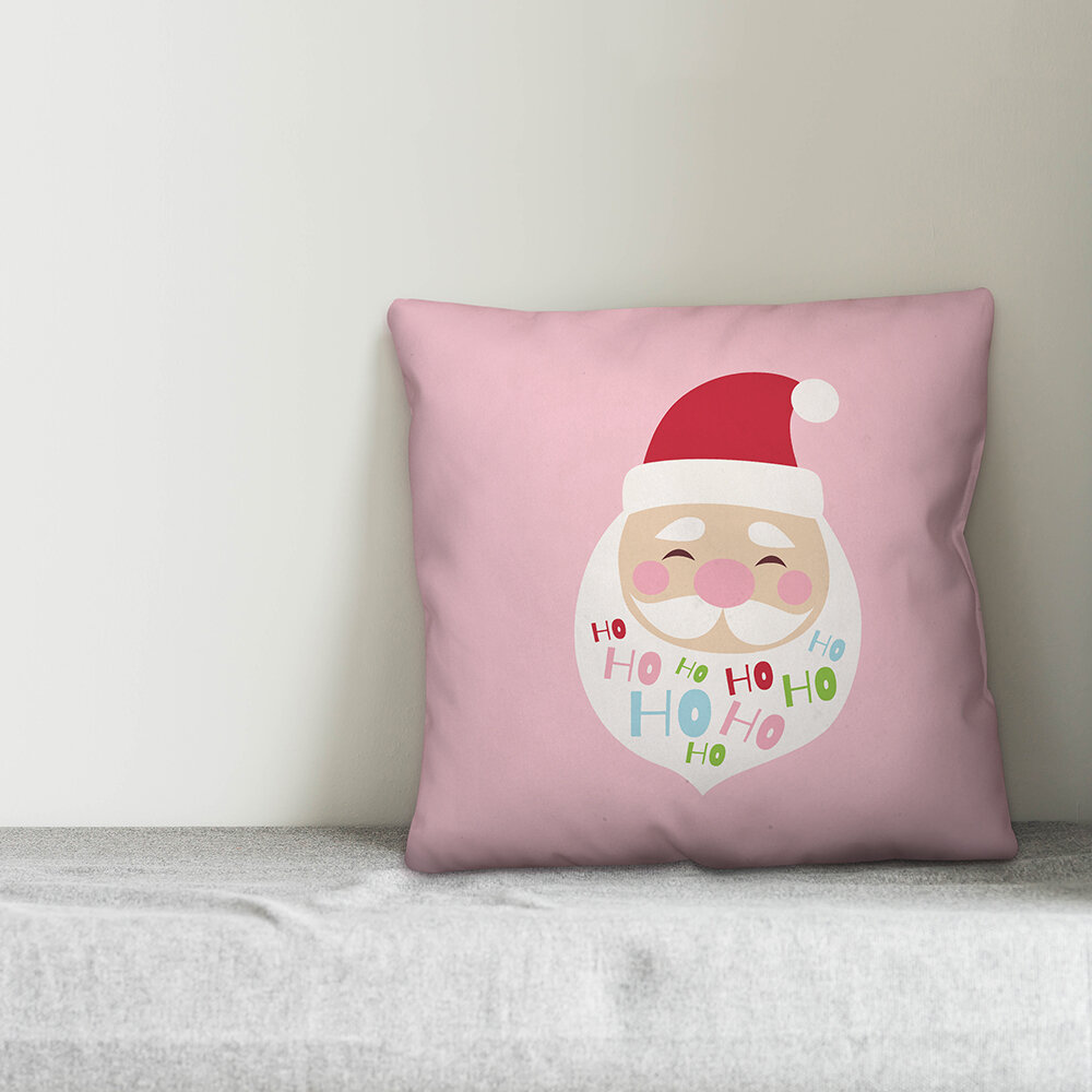 Christmas Pink Throw Pillows You Ll Love In 2021 Wayfair