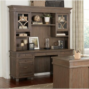 One Allium Way Larissa 2 Piece Desk Office Suite
